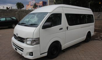 TOYOTA HIACE-15 SEATER