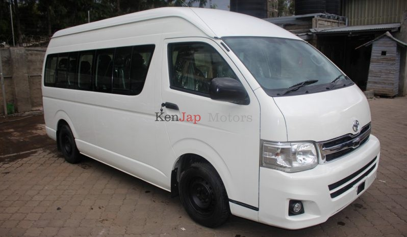 TOYOTA HIACE-15 SEATER full