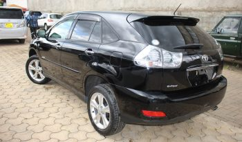 TOYOTA HARRIER full