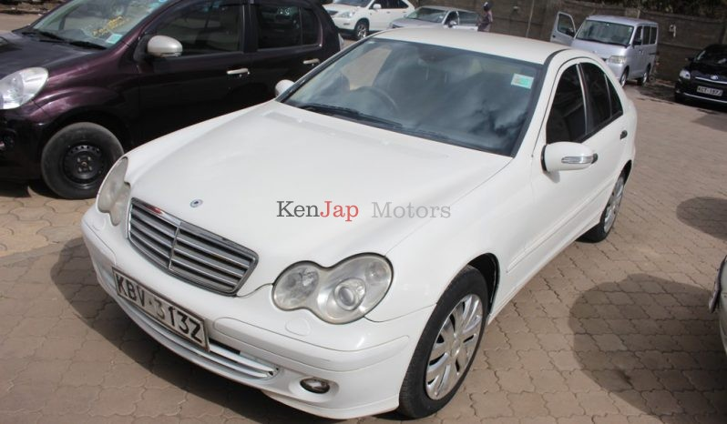 MERCEDES BENZ C180 full