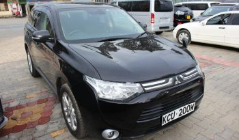 MITSUBISHI OUTLANDER-NEW SHAPE