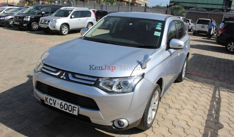 MITSUBISHI  OUTLANDER-NEW SHAPE full