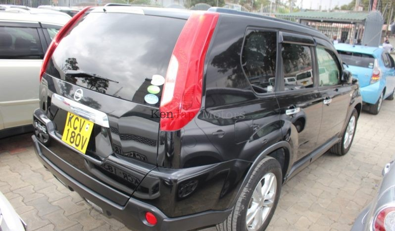 NISSAN X-TRAIL full