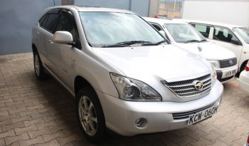 TOYOTA HARRIER-HYBRID