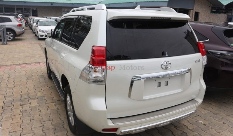 TOYOTA LAND CRUISER PRADO TZ.G full