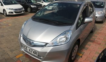 HONDA FIT-HYBRID full