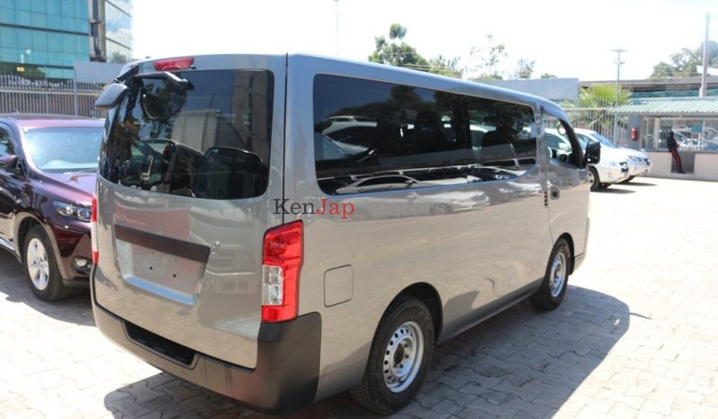 NISSAN CARAVAN-NEW SHAPE full