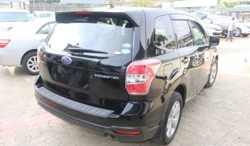 SUBARU  FORESTER-NEW SHAPE full