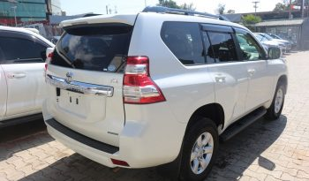 TOYOTA LAND CRUISER PRADO TX full