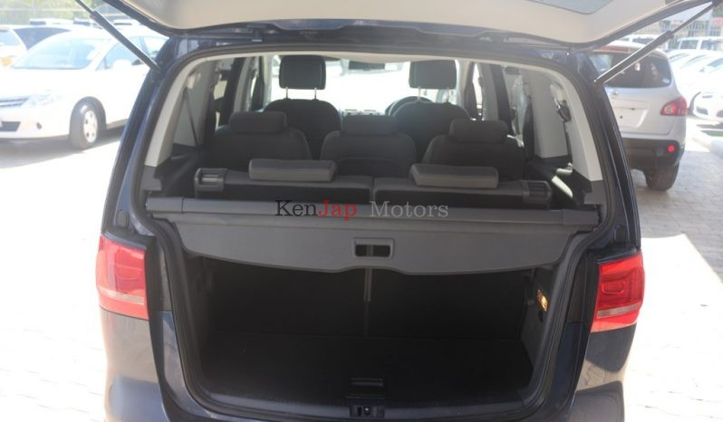 VOLKSWAGEN TOURAN full
