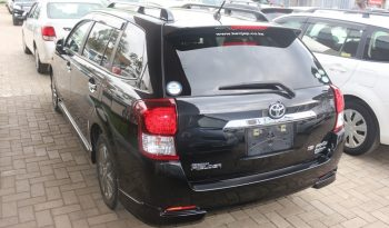 TOYOTA FIELDER-AERO TOUR full