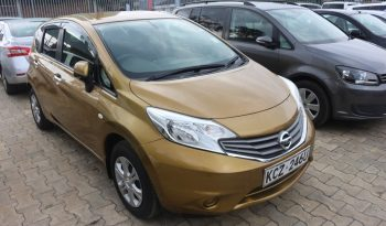 NISSAN NOTE-NEW SHAPE