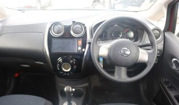 NISSAN NOTE-NEW SHAPE full