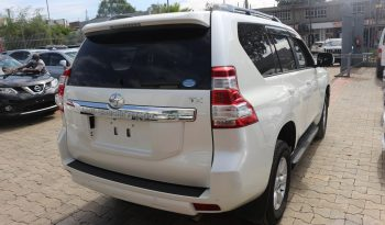 TOYOYA LAND CRUISER PRADO TX full