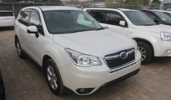 SUBARU FORESTER full