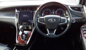 TOYOTA HARRIER-NEW 4WD full