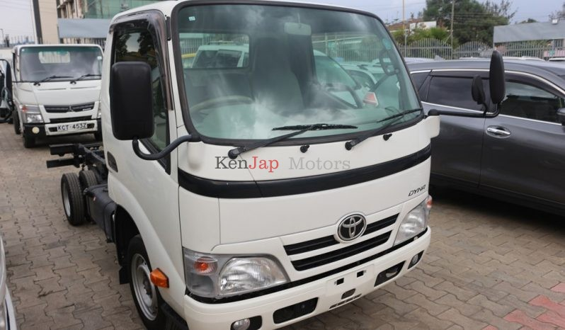 TOYOTA DYNA CHASSIS full